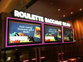Besides traditional and video slots, the casino will offer electronic table games, including black jack, roulette, craps, mini-baccarat, sic-bow and pai gaw poker.