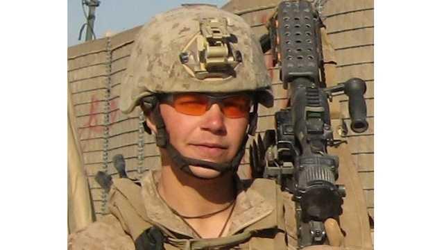 Sgt. Julian Chase