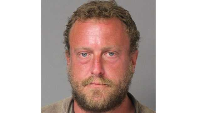 Police said 44-year-old Frank Johnathan Hirschel was arrested in connection to an attempted robbery in Odenton.