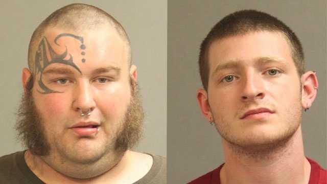 Rave arrests