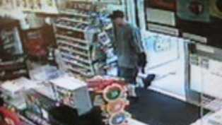 Pasadena Gas Station Robber