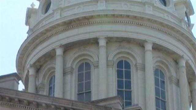 Baltimore City Hall rotunda