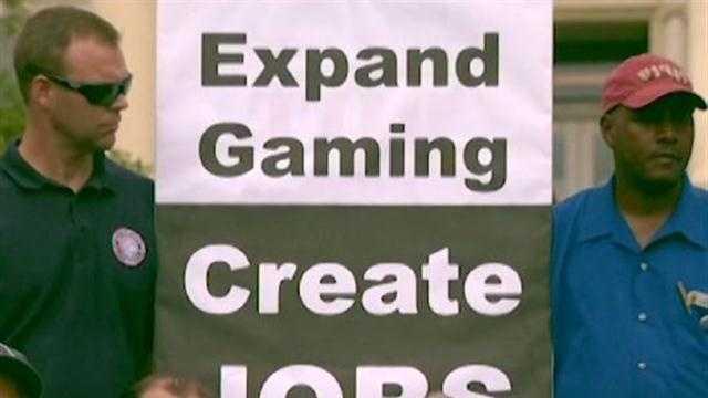 Gaming expansion