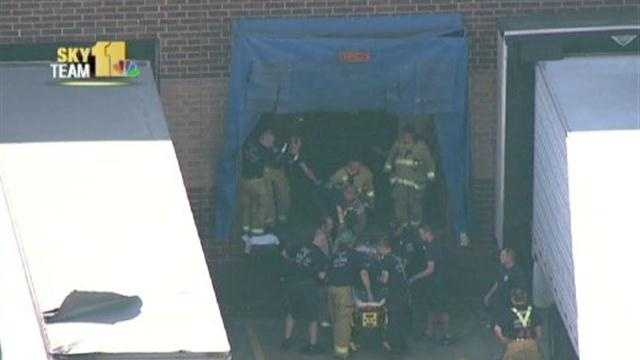 Forklift Accident In Howard County