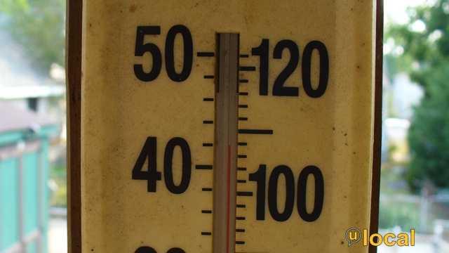 105 degrees in Essex!
