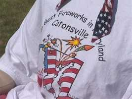 Patriotic pride will be bursting from Catonsville for the Fourth of July holiday as the town prepares for a whole day of events and its famous parade, and the storms that blew through won't stop residents from enjoying it.