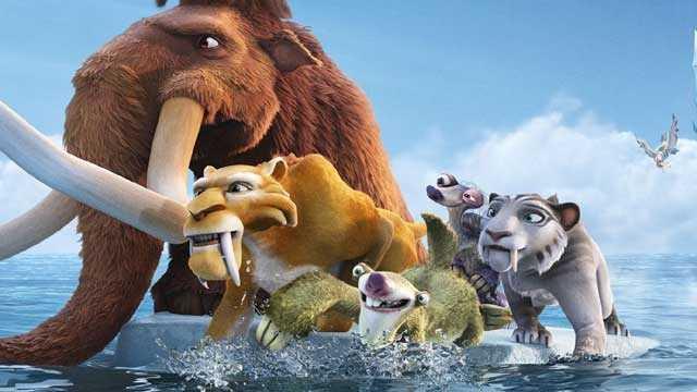 Ice Age 4, Continental Drift movie image