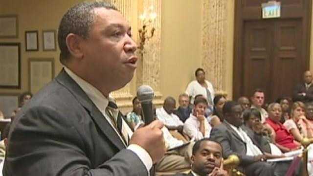 Bill Henry, city councilman
