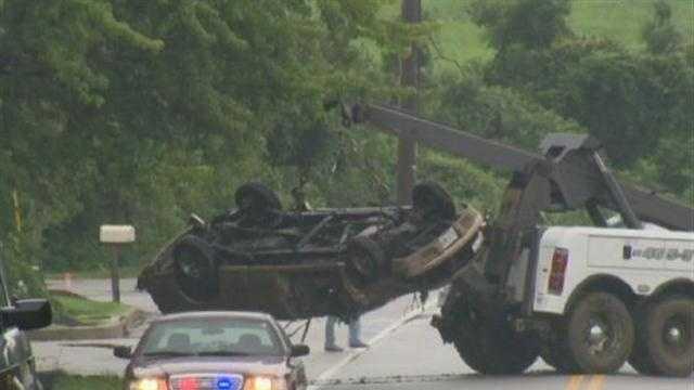 Fatal Howard County crash