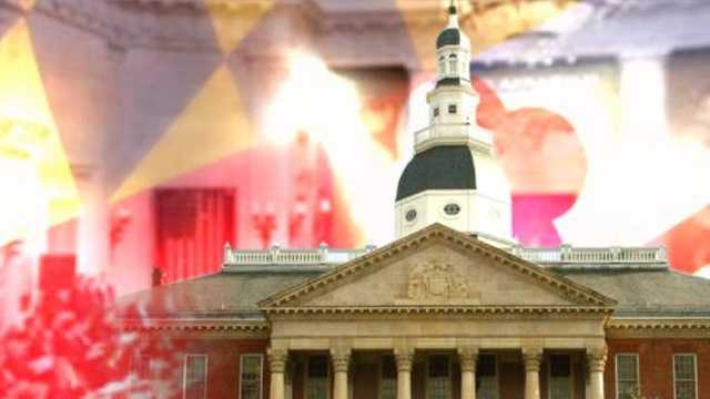 Maryland State House generic