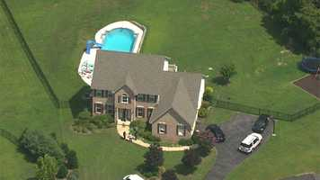 Calvert County officials say a man, woman and a 2-year-old child are dead following an apparent murder-suicide.