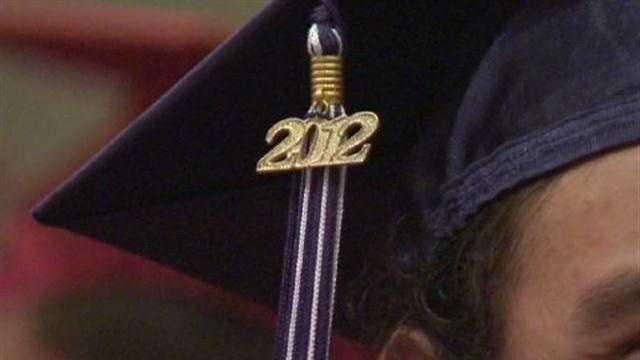 Howard County students graduate