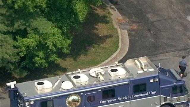 Bomb scare in Howard County