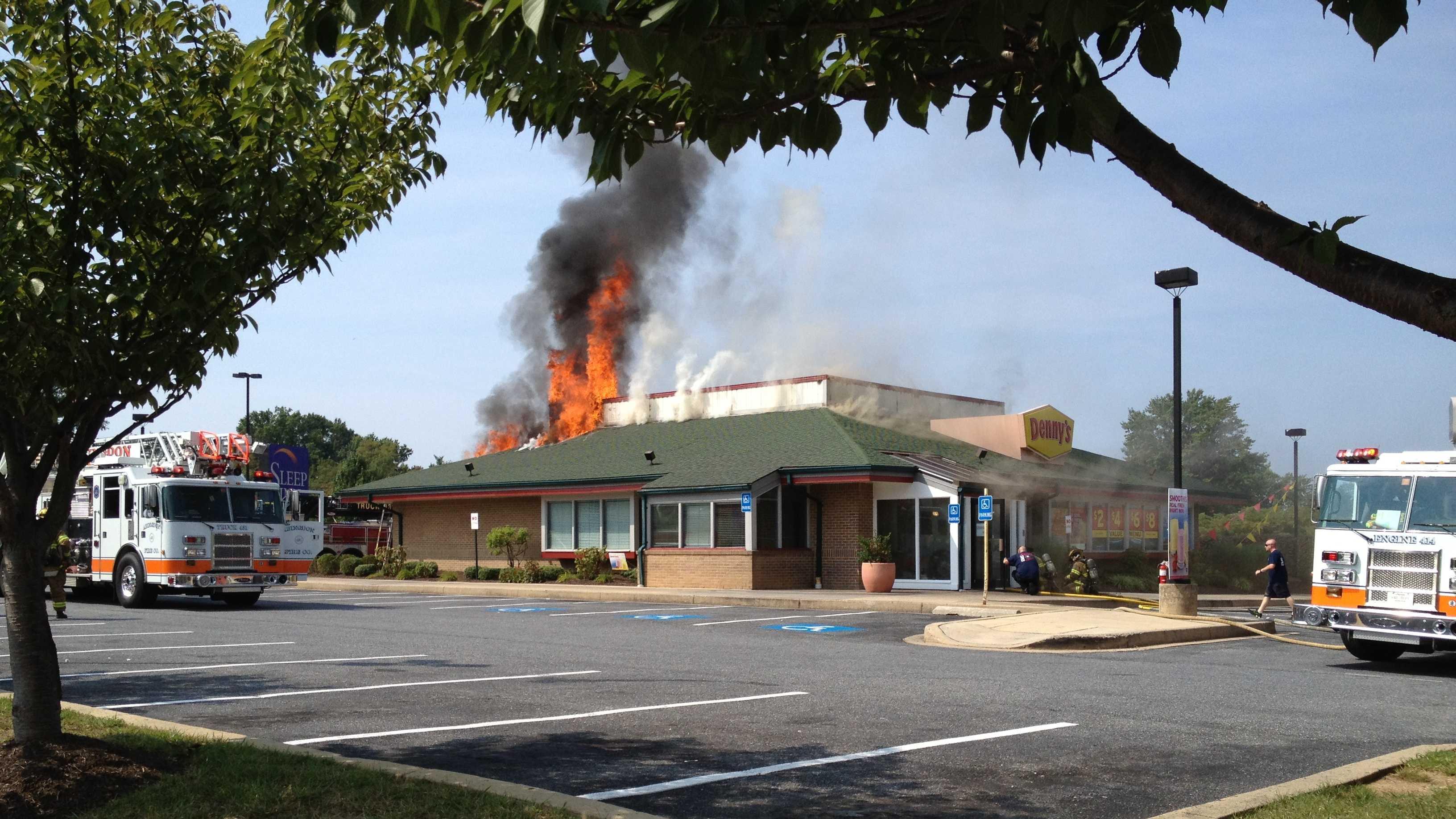 Dennys Fire