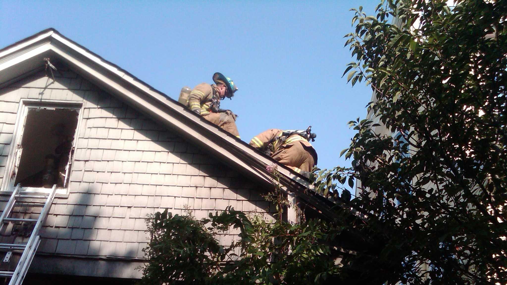 Annapolis 2-alarm dwelling fire
