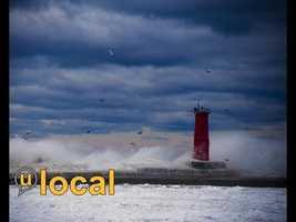 Sheboygan Breakwater Lighthouse, Sheboygan, WI