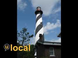 St. Augustine Light House, St. Augustine, Fl