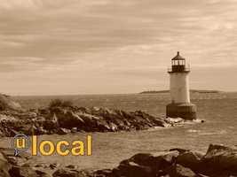 Winter Island Light,Salem, MA
