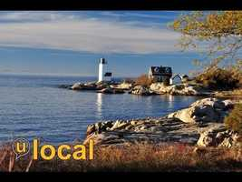 Eastern Point Light Gloucester, MA