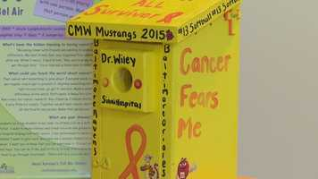 Nearly 15,000 children are diagnosed with cancer every year in the United States.