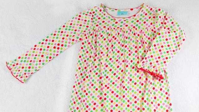 Children's pajamas recalled