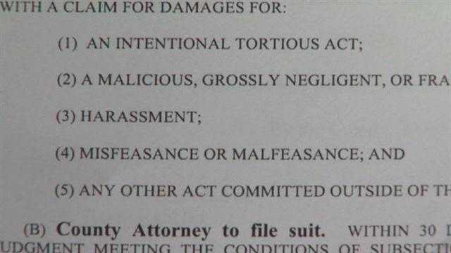 AA Harassment Lawsuit