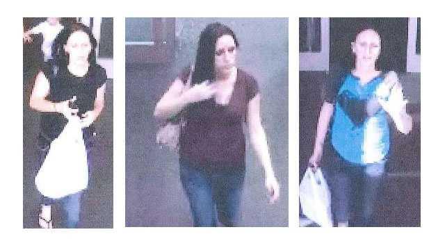 Stolen credit card suspect in Target