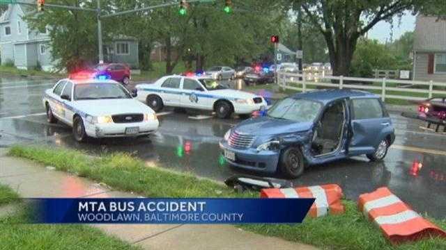 MTA bus accident