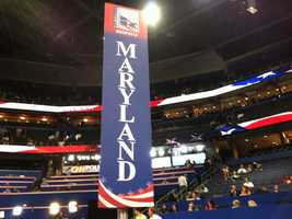 WBAL-AM's Scott Wykoff shares a glimpse of the Republican National Convention in Tampa, and the Marylanders attending and making their voices heard.