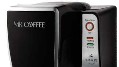 Mr. Coffee Single Cup Brewing System