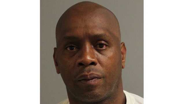 Police said 50-year-old Daniel Lee Miller, of Baltimore, was arrested for stealing a car in Hanover and then, burglarizing the owner's home in Edgewater.