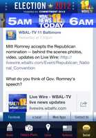 Connect with WBAL-TV on social media, including Facebook. Share your comments on the latest political news.