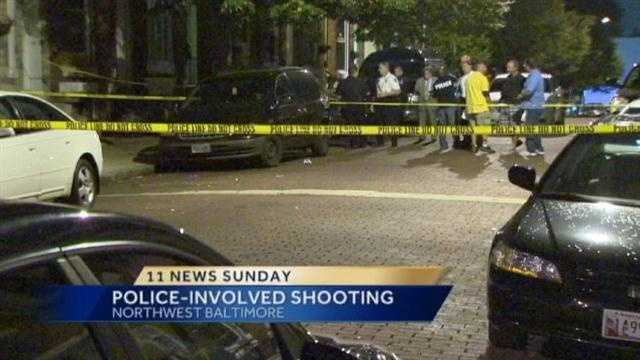 police involved Lorraine Avenue