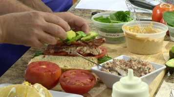 Add avocado slices