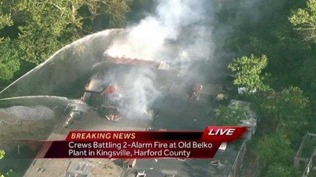 Kingsville 2-Alarm Fire