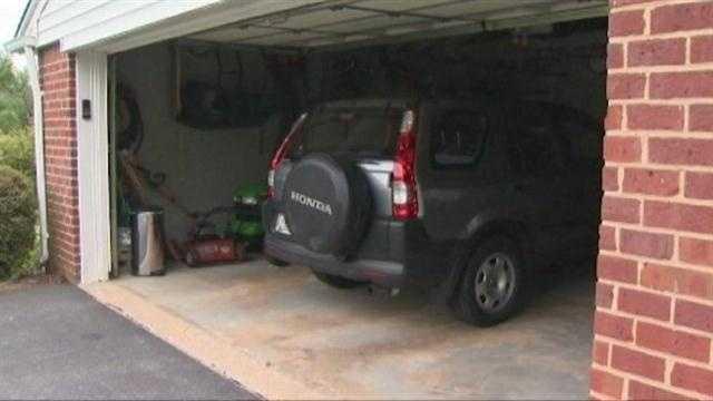 GARAGE OPENER ROBBERIES