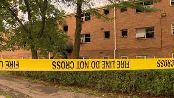 The Red Cross is assisting those displaced by providing them with shelter, clothing and food. Apartment complex management told 11 News it will be working to find living arrangements for the victims.