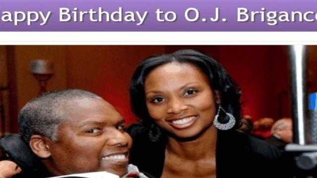 Brigance turns 43
