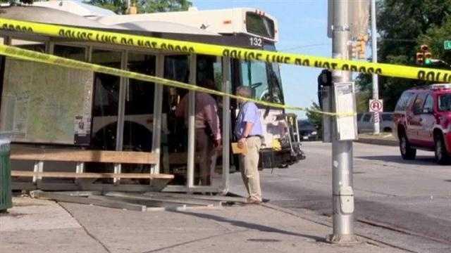 MTA bus crash under investigation