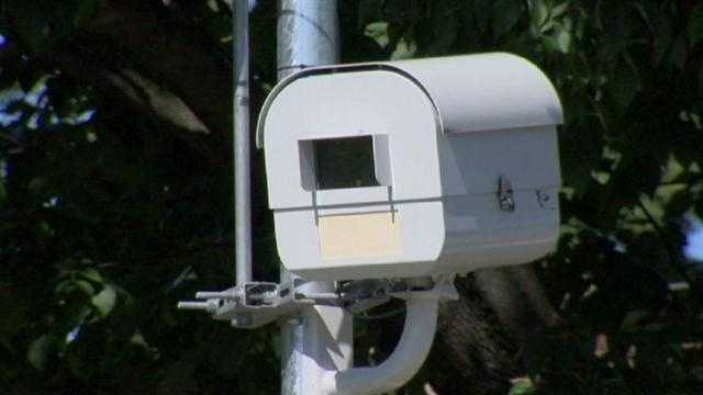 Task force to review red light, speed cameras