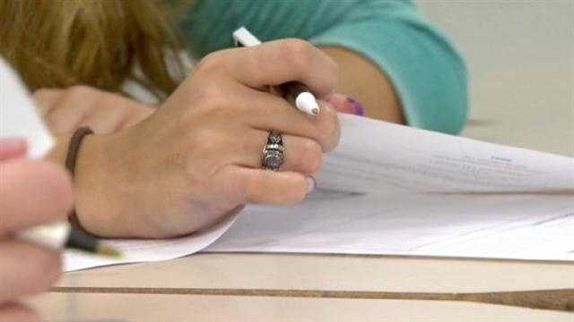 Students taking AP courses up 73  percent