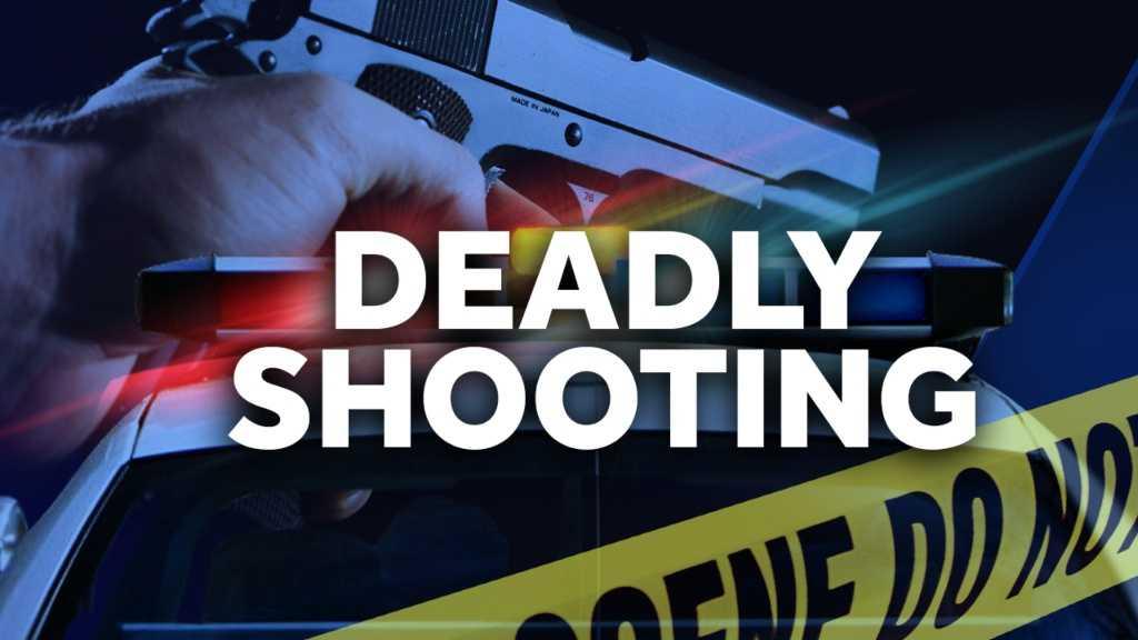 Deadly shooting crime