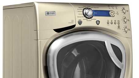 GE Front Load Washer Recalled