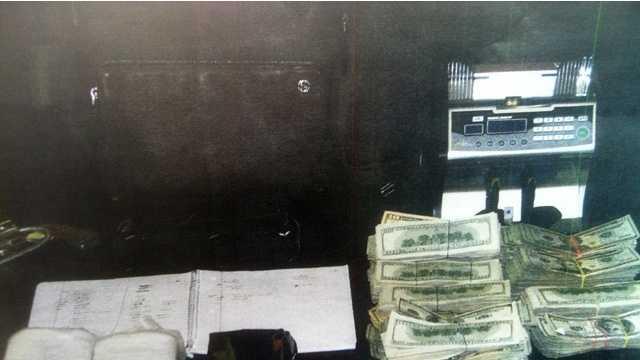 Edgewood drugs seized