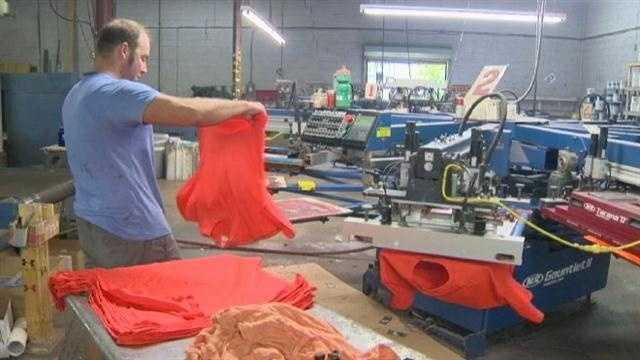 T-shirt maker makes O's postseason shirts