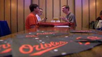 O's fans represent in New York, where WBAL-TV 11 News reporter Lowell Melser introduces us to O's hangouts from memorabilia to a Baltimore sports bar.