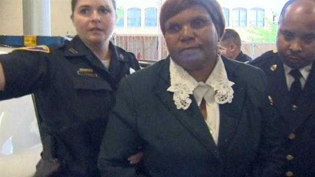Woman in elder abuse case goes before judge