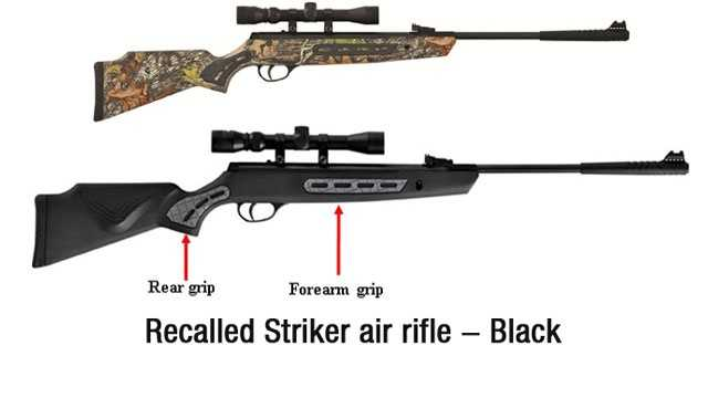 Rifle Recalled
