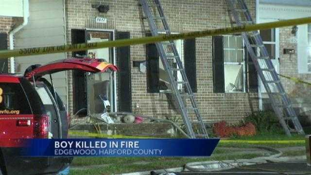 fatal Edgewood fire
