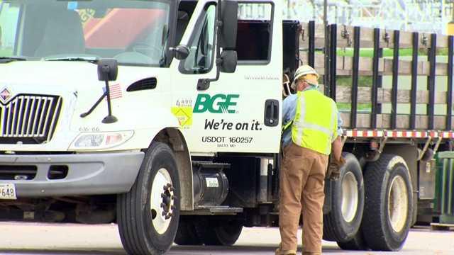 BGE truck